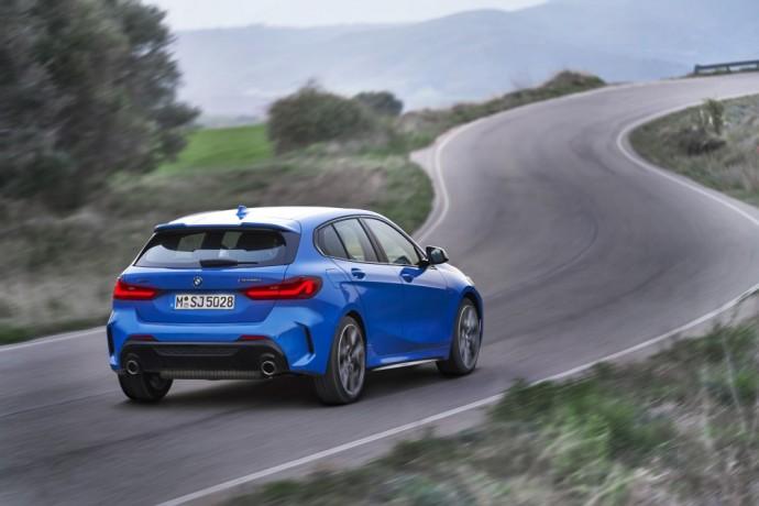 Naujos kartos BMW 1 serija