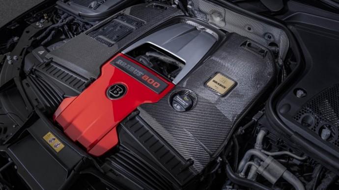 Brabus patobulintas Mercedes Benz AMG GT