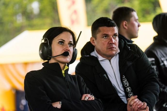 Dream 2 Drive Pro komandos vadovė - Inga Juškevičiūtė