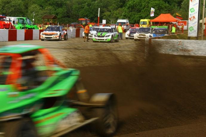 Europos autokroso cempionatas Vilkyciuose
