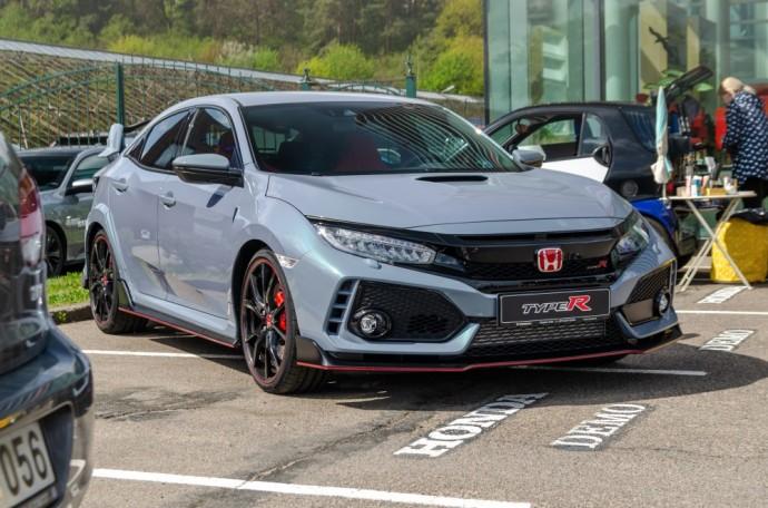 Honda Civic entuziastų susitikimas (nuotr. Zavacky)