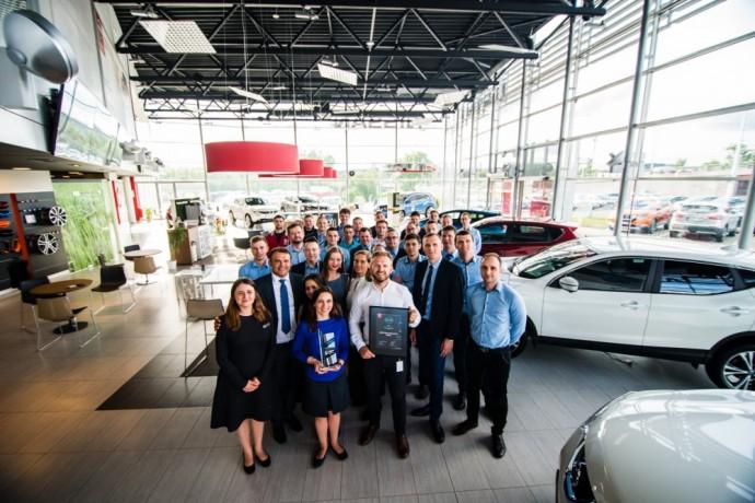 Fakto Auto – geriausia Nissan atstovybė