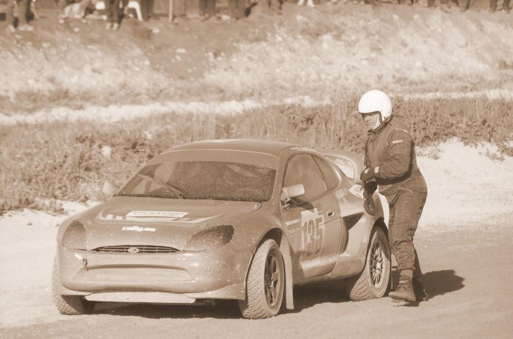 Lietuvos autosporto legenda