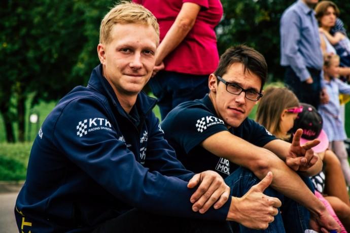 KTK Racing komanda