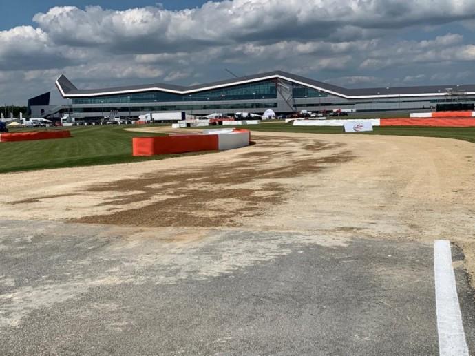 Silverstone trasa