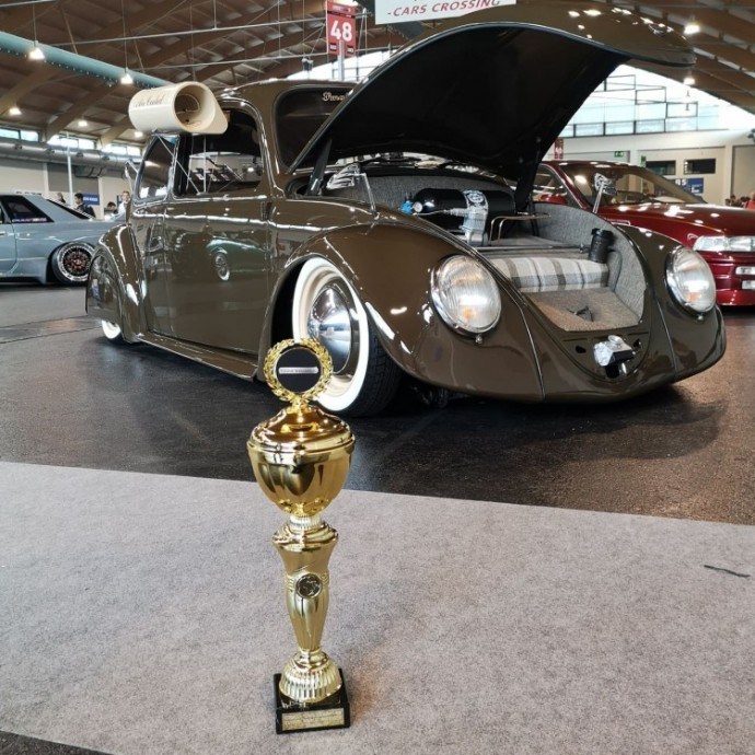 Gintaro Tamulevičiaus VW Beetle