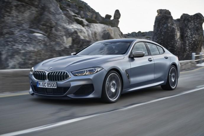 BMW 8 serijos Gran Coupe