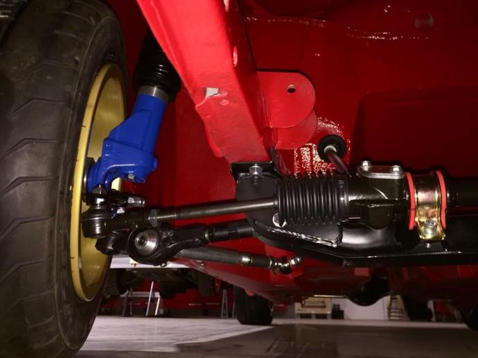 Modernizuotas Ford Escort MK2