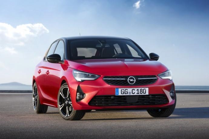 Naujos kartos Opel Corsa