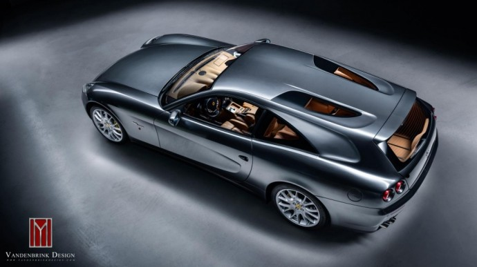 Ferrari 612 Shooting Brake