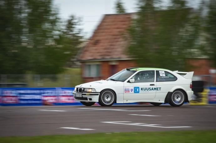 Juliaus Adomaviciaus BMW vadinamas 'tapke'