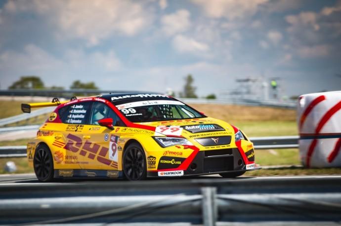 DHL Racing 1000 kilometrų lenktynėse