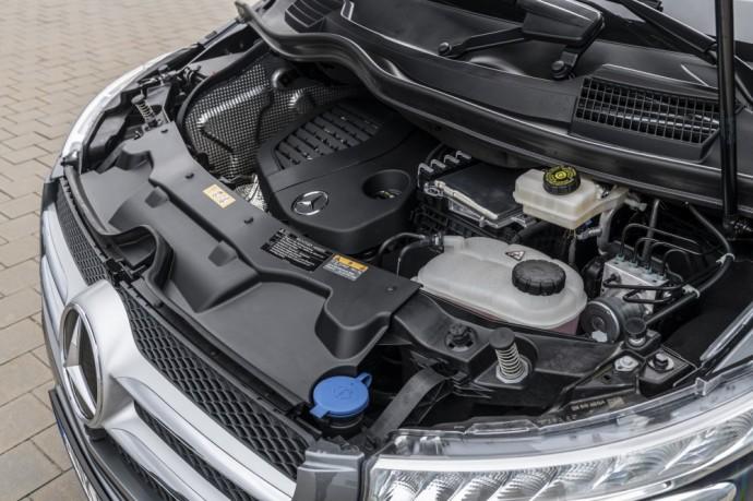 Mercedes Benz V 300 d