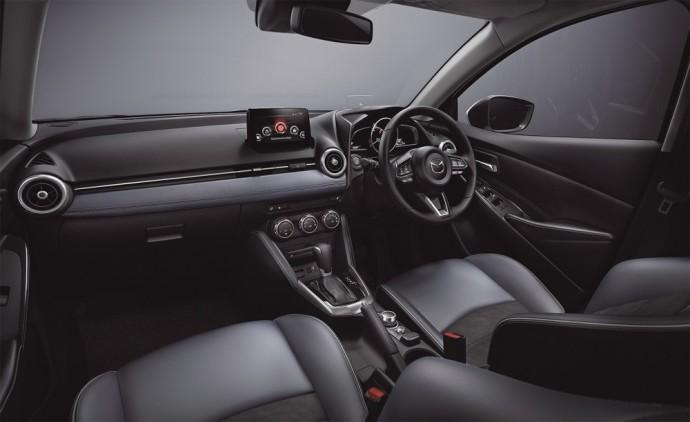 Atnaujinta Mazda 2
