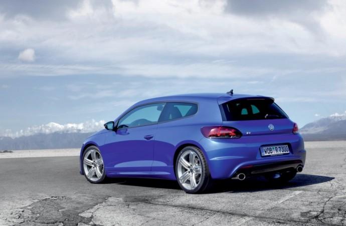 Volkswagen Scirocco kupė