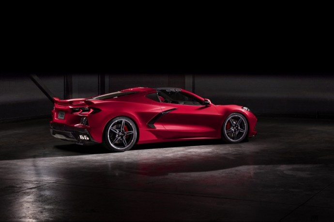 Naujos kartos Chevrolet Corvette