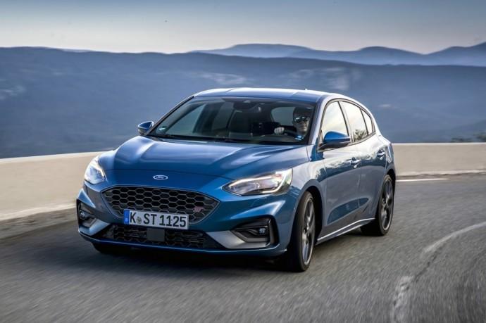 Naujos kartos Ford Focus ST