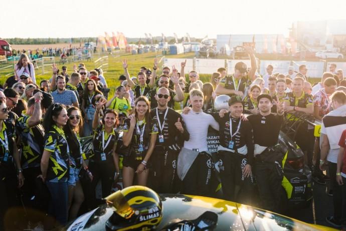 Neste Dream 2 Drive komanda 1000 kilometrų lenktynėse