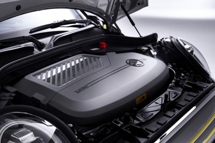 Mini Cooper SE elektromobilis