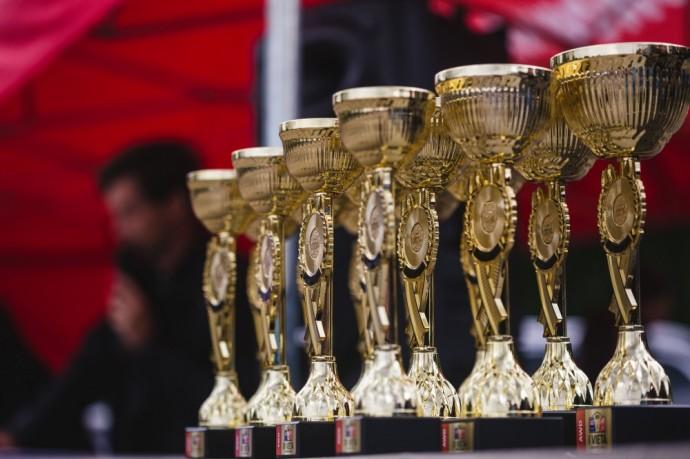 """Trečiasis automobilių slalomo serijos """"Liqui Moly"""" iššūkis """"Eolto taurei"""" laimėti etapas"""