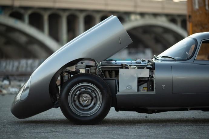 """""""Diez Concepts"""" sukurtas """"Jaguar E-Type"""""""