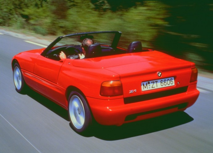 BMW Z1 rodsteris