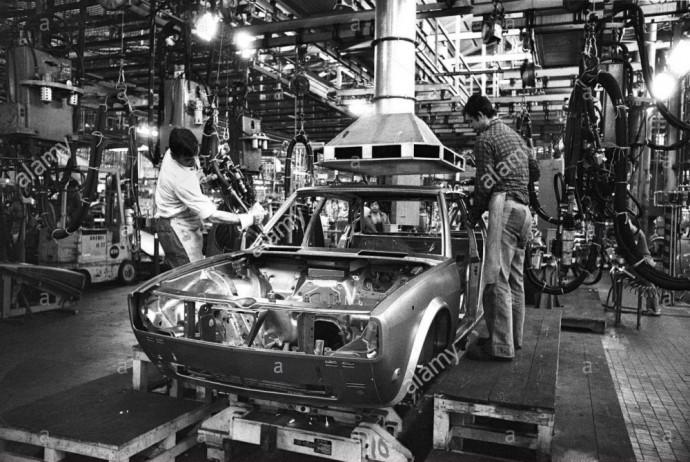 Alfa Romeo gamykla