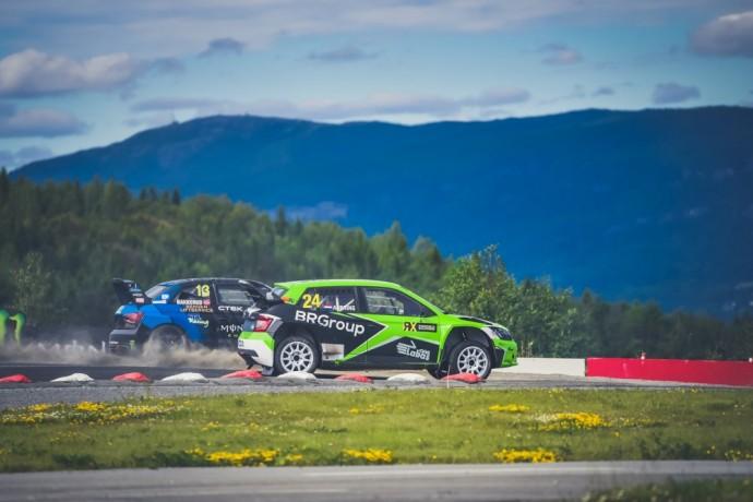 ES Motorsport komandos Škoda