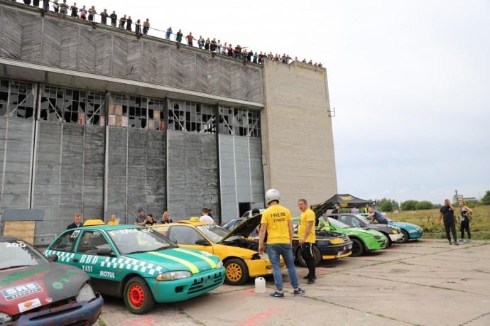 """""""F-Race 200"""" čempionato VIII etapas"""