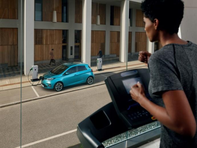"""Naujos kartos """"Renault Zoe"""""""