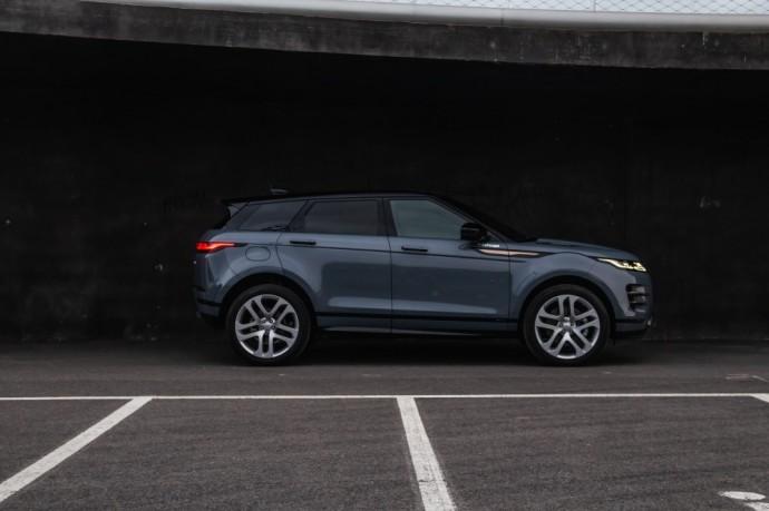 """Naujos kartos """"Range Rover Evoque"""""""