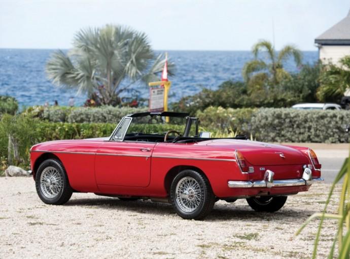 MGB Roadster '1962–67
