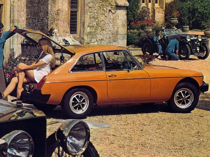 MGB GT '1975–80