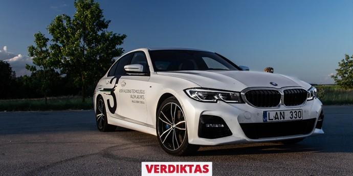 BMW 3 Verdiktas su nuotrauka