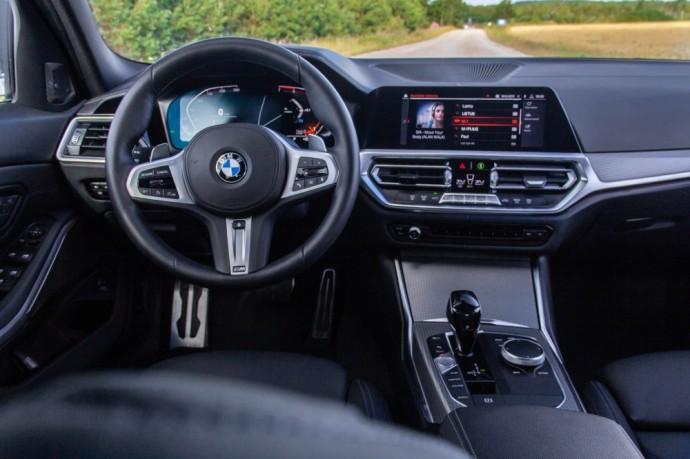 Naujos kartos BMW 3 serija
