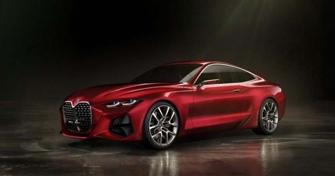 BMW 4 serijos koncepcija