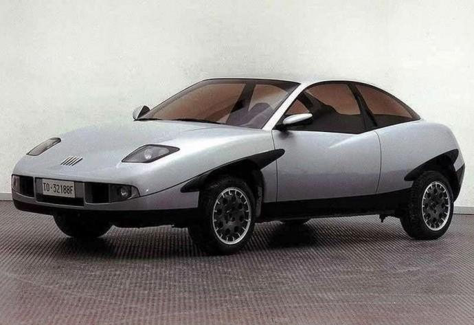 Fiat Coupe pirmasis prototipas