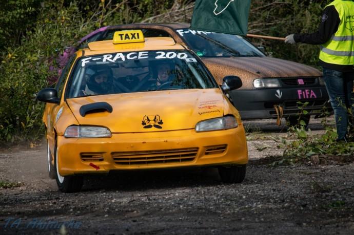 F-Race 200 varžybos Ukmergėje
