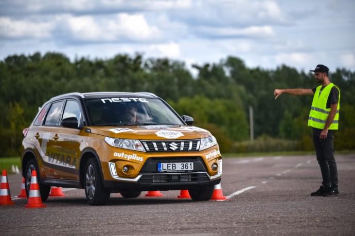 Geriausias Lietuvos vairuotojas 2019