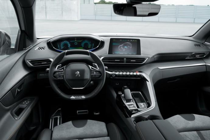 Hibridinis Peugeot 3008