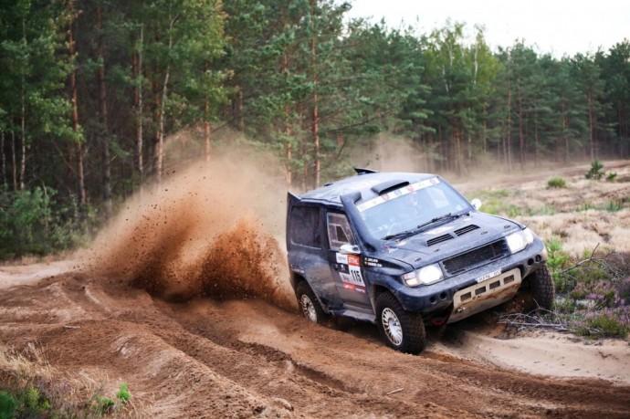 2019 m. rally-raid čempionato akimirka