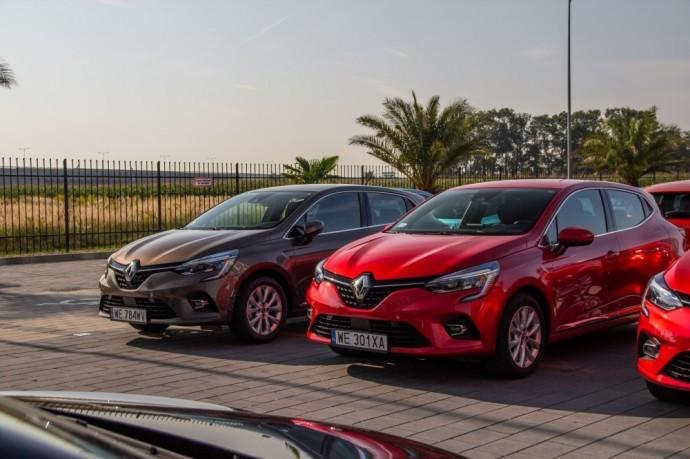 Naujos kartos Renault Clio