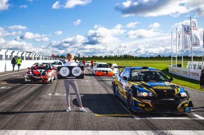 Baltijos šalių žiedinių lenktynių čempionatas 2019