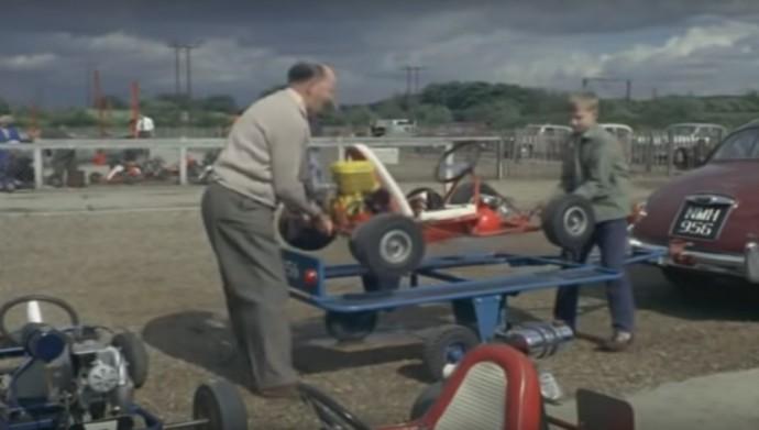 Kartingų sportas 1960-aisiais