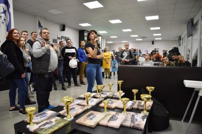 Subaru Gravel Challenge čempionato dalyviai