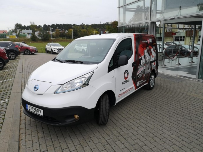 Nissan elektromobilis