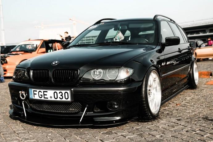 Giedriaus 3 serijos BMW