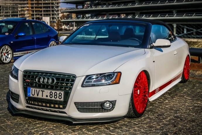 Gyčio Audi A5