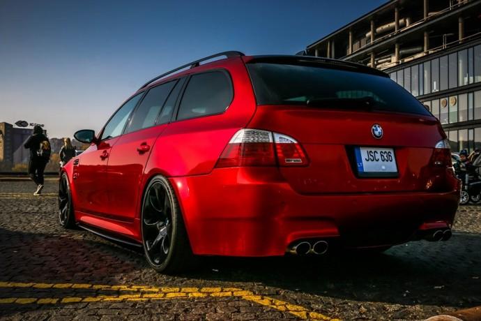 Sauliaus 5 serijos BMW