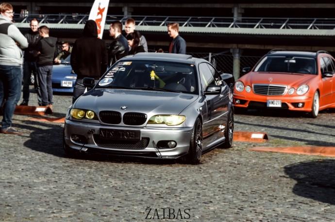 Tomo 3 serijos BMW